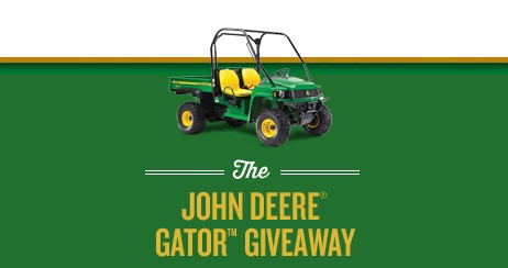 Check out season-long parasite control with LONGRANGE eprinomectin and enter to win yourself a JOHN DEERE GATOR worth nearly $10,000!