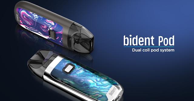 Dual Coil Pod System -- Geekvape Bident Pod System Kit