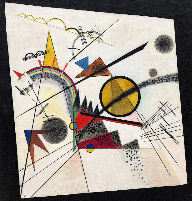 Kazimir Malevitch est devenu célèbre pour son tableau légendaire de 1915 intitulé «Black Square»