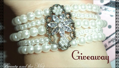 Victorian Gothic Bracelet Giveaway