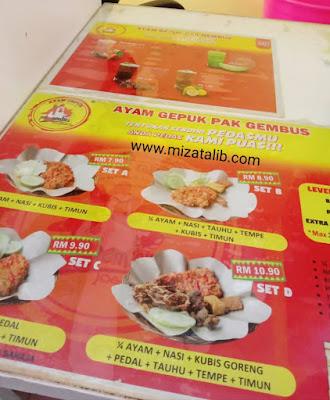 Ayam Gepuk Pedas Berapi yang viral Ayam Gepuk Pak Gembus USJ 21 Subang Jaya ayam gepuk melaka  ayam gepuk pak gembus  ayam gepuk pak gembus shah alam  ayam geprek melaka  makanan pedas kl  resepi ayam gepuk  ayam gepuk di melaka  ayam gepuk pak gembus near me Ayam gepuk ni macam ayam penyet la tapi dia punya sambal tu  Ayam Gepuk Pak Gembus Pedas Berapi JJCM lunch hour