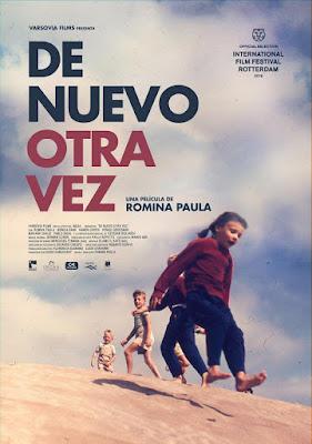 De nuevo otra vez [2019] [NTSC/DVDR- Custom HD] Español Latino