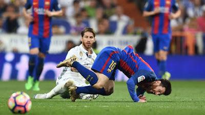 Capello: Messi Merupakan Target Tekel Pemain Madrid !!