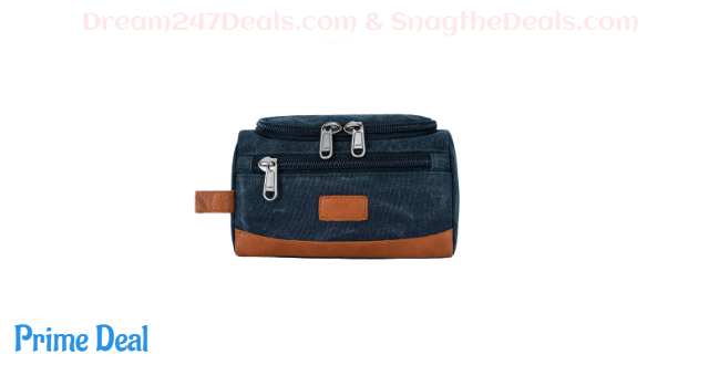 Toiletry Bag for Mens Toiletry 36% OFF