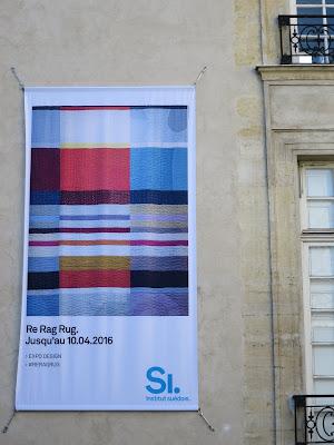 Re Rag Rug à l'Institut suédois