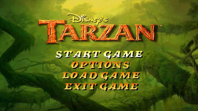تحميل لعبه طرزان TARZAN