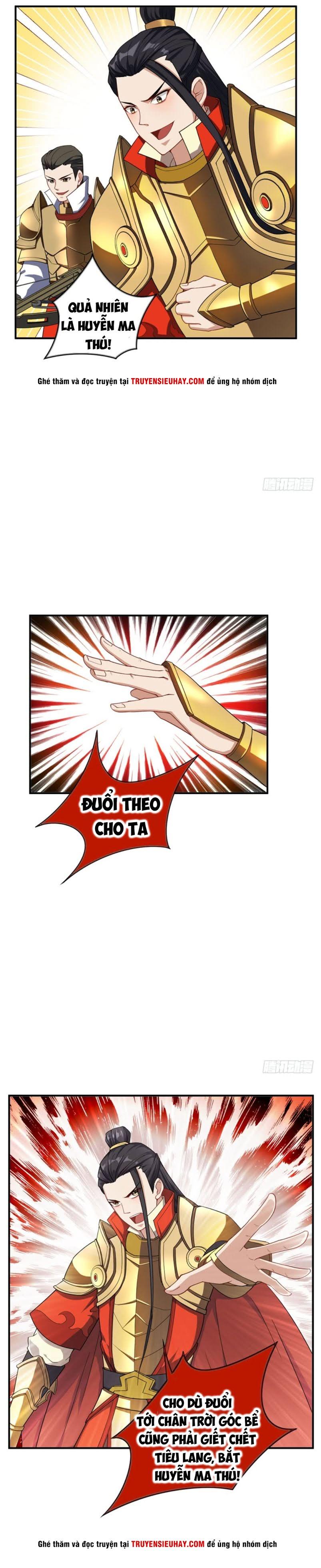 Yêu Giả Vi Vương Chapter 28 video - truyenmh.com