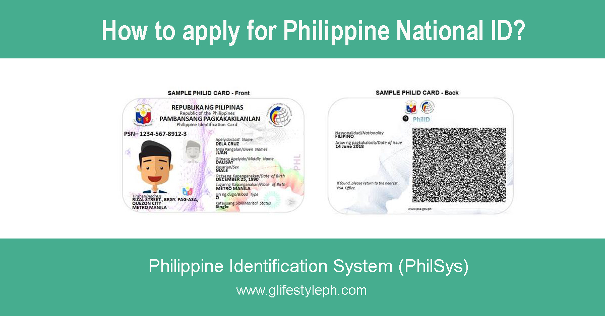 Philippine National ID