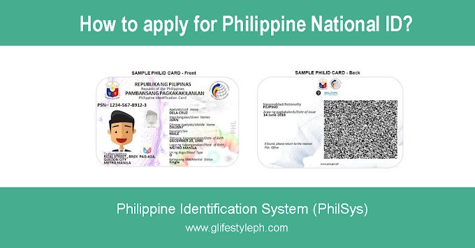 Philippine National ID: How to apply?