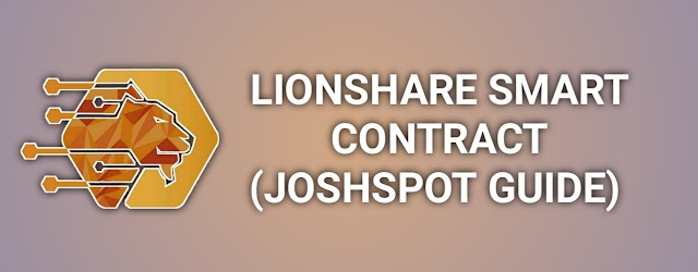 Lionshare smart contract signup - Make unlimited ethereum and money