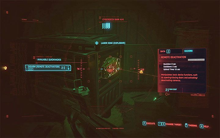 Cyberpunk 2077: Traps - How to Disarm? Screenshot 2