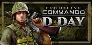 تحميل  لعبة FRONTLINE COMMANDO مباشرة عبر الرابط ||العاب هواتف اندرويد