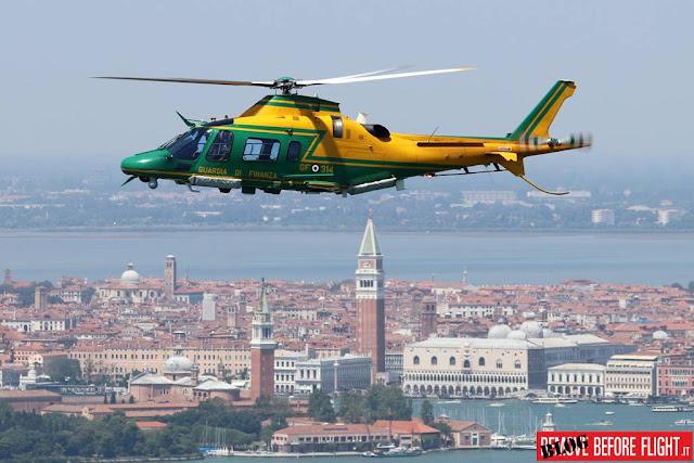 Sezione Aerea Guardia Finanza Venezia
