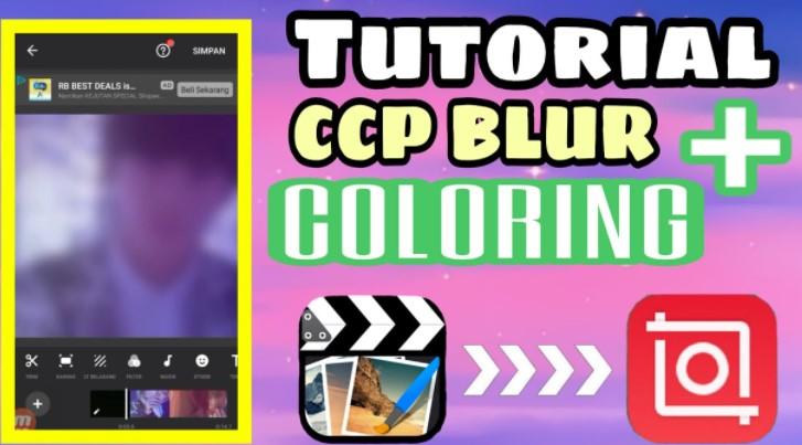 Cara Membuat Video Blur di Capcut