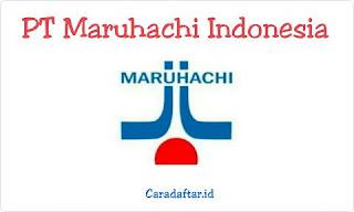 Loker Email PT Maruhachi Indonesia cikarang