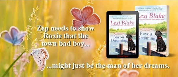 Zep needs to show Roxie that the town bad boy might just be the man of her dreams.