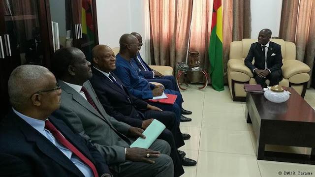 Impasse na formação do Governo: CEDEAO regressa a Bissau