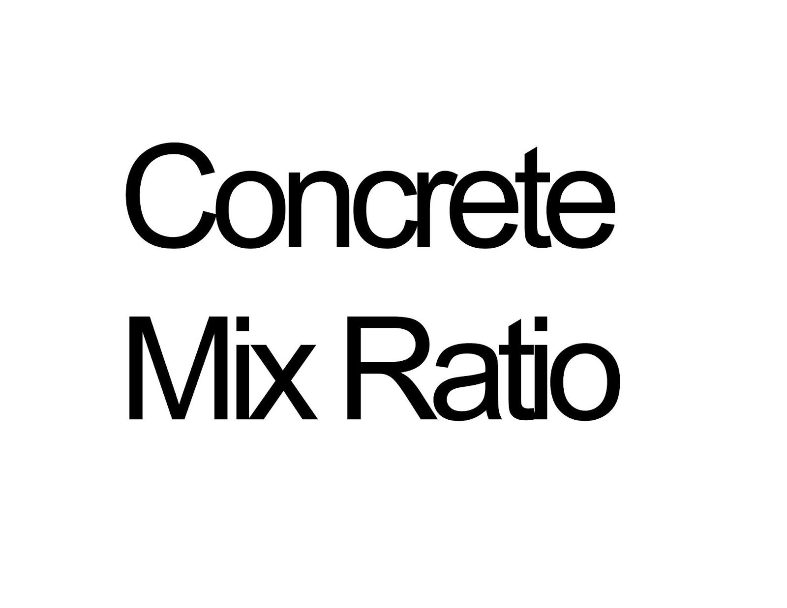 concrete mix ratio,askthebuilder,archicrew india,construction education,mixing concrete,concrete water ratio,handy man,housework,gardening,house spouse,tim carter,cement mixing,home building,plumbing tips,carpentry tips,building tips,remodeling tips,plaster,brickwork,derivation of d2/162,calculation formula,building science,barrow mixer,cube test,foundation concrete mix ratio,building,civil engineering interview question answer