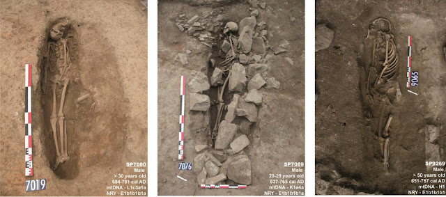 Early medieval Muslim graves found in France