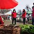 Autoridades recorren Feria Libre de Cauquenes para verificar la cadena de abastecimiento y cumplimiento de medidas sanitarias