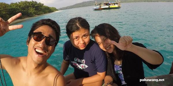 paket wisata open trip pulau pahawang lampung