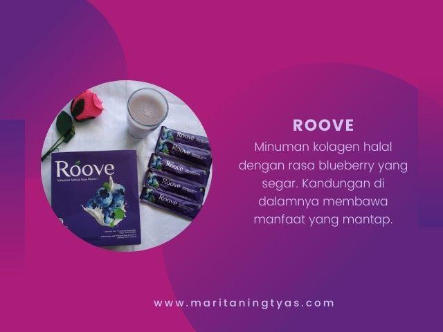 kandungan Roove Collagen