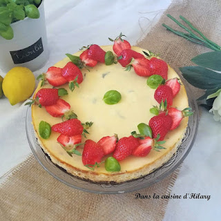https://danslacuisinedhilary.blogspot.com/2019/05/cheesecake-citron-citron-vert-basilic-fraise.html