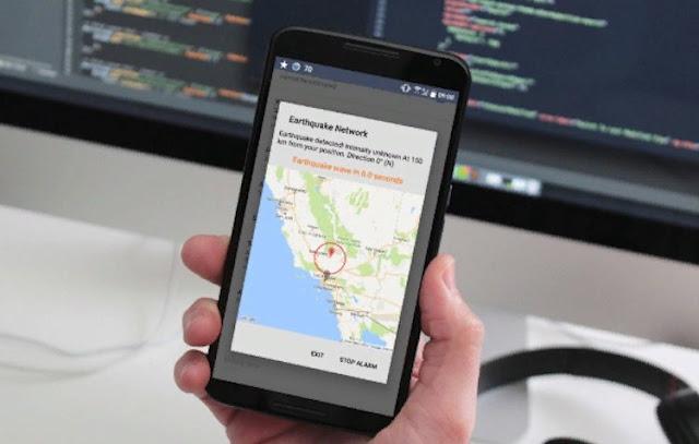 Google bu çalışmaya başladığında, ABD Jeoloji Araştırmaları Kurumu ve Kaliforniya Valiliği Acil Durum Yönetimi Ofisi ile birlikte çalıştı.