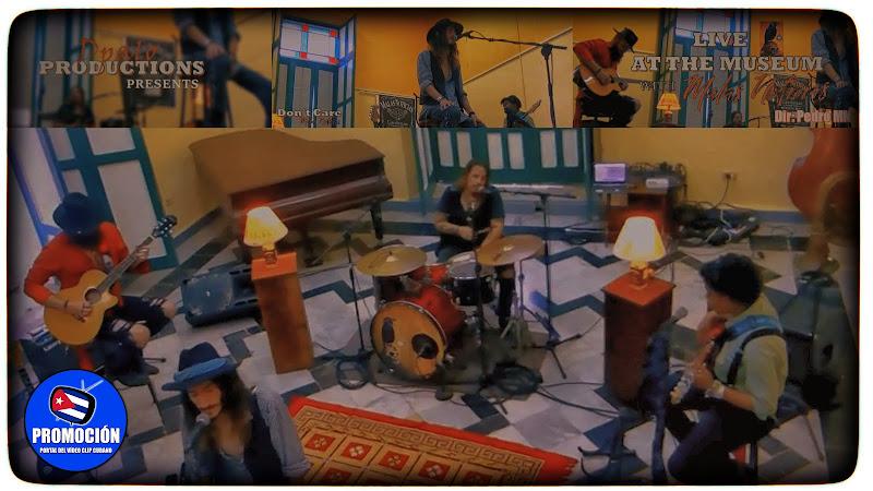 Malas Noticias - ¨Don't care¨ - Videoclip - Director: Pedro MN. Portal Del Vídeo Clip Cubano. Música cubana. Rock. Cuba.