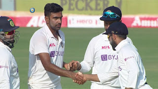 Ravichandran Ashwin 6-61 vs England Highlights