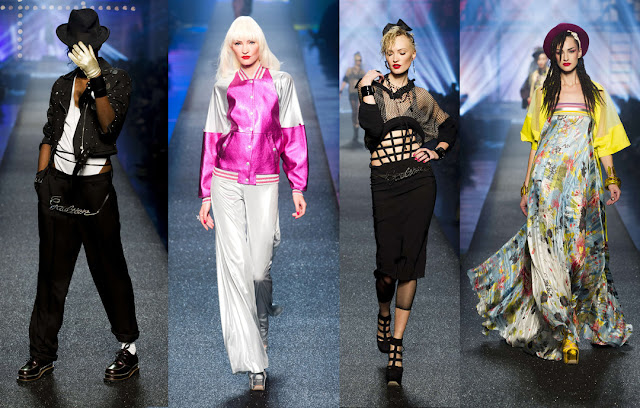Jean Paul Gaultier Spring 2013 Collection