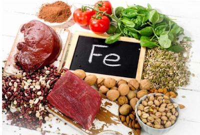 Tổng hợp các loại thực phẩm giúp bổ sung sắt hiệu quả