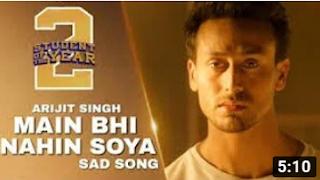 Main Bhi Nahin Soya Lyrics
