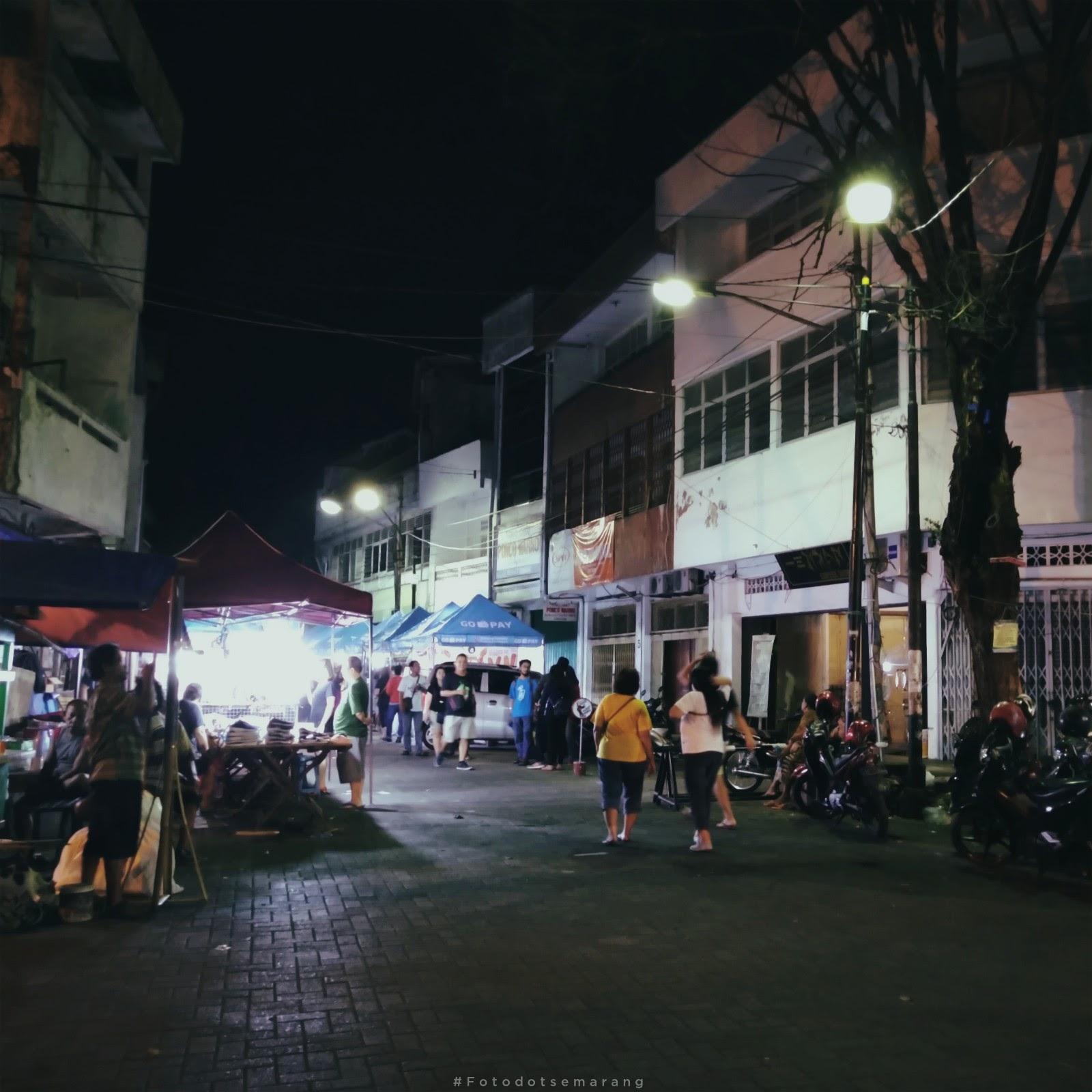 Libur Lebaran, Waroeng Semawis Tetap Buka