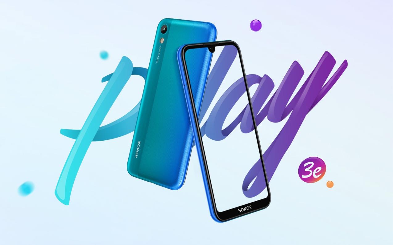 الإعلان رسميًا عن الهاتف Honor Play 3e، وسيكلف حوالي 100 دولار أمريكي