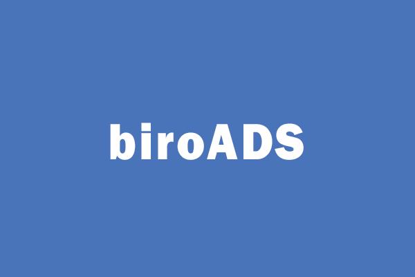BiroAds Shorter URL 100% Terbukti Membayar