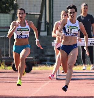 Elena Moreno Liga Iberdrola Atletismo