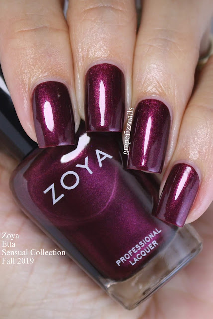 Zoya Etta, Sensual Collection Fall 2019