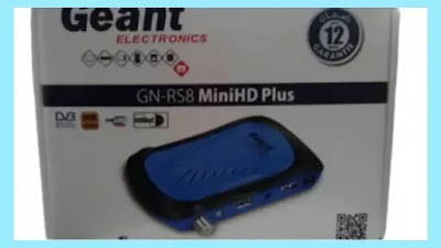 جهاز gn rs8 mini hd plus
