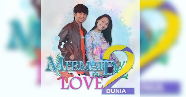 Sinopsis Mermaid in Love 2 Dunia Kamis 4 Juni 2020