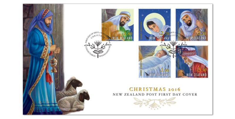 COLLECTORZPEDIA: New Zealand 2016 - Christmas