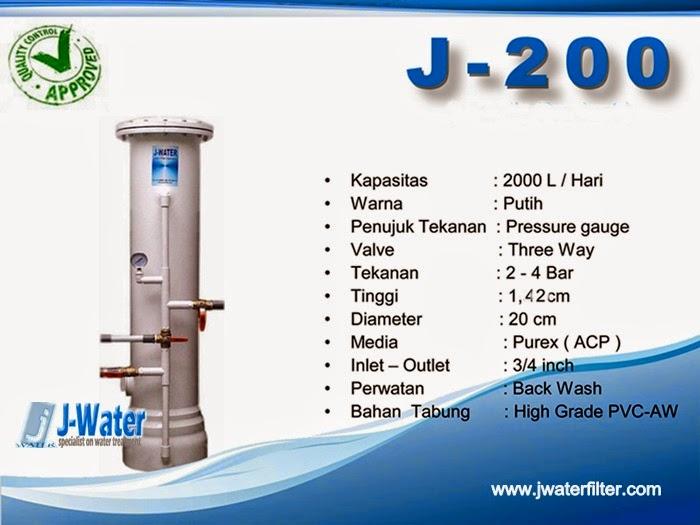 Filter Penjernih Air Surabaya