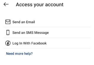 इंस्टाग्राम का पासवर्ड भूल गए हैं क्या करें , इंस्टाग्राम का पासवर्ड कैसे पता करें