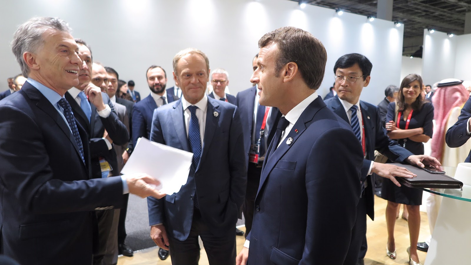 Historico acuerdo Union Europea Mercosur