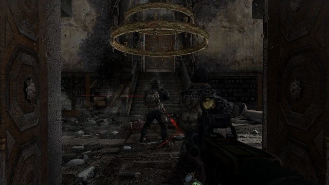Download Metro 2033 Redux PC Gameplay