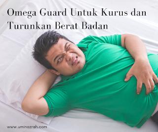Kelebihan Omega Guard Untuk Kurus dan Turunkan Berat Badan
