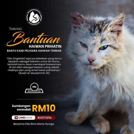 Bantuan Haiwan Prihatin