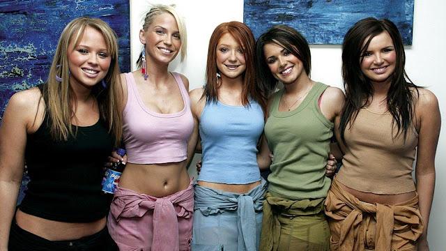Girls Aloud's