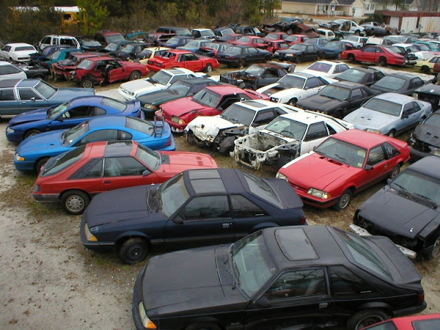 New and Used Auto Parts Recycling Center