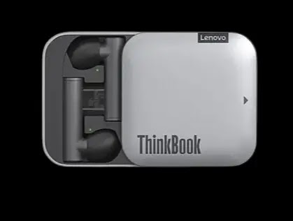 Lenovo launchedEarbuds for Laptop'Thinkbook Pods Pro'